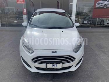 Foto venta Auto usado Ford Fiesta Hatchback SE  (2015) color Blanco precio $138,000