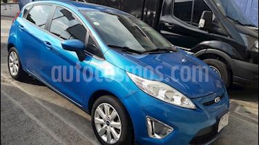 Foto venta Auto usado Ford Fiesta Hatchback SE  (2013) color Azul Brillante precio $105,000