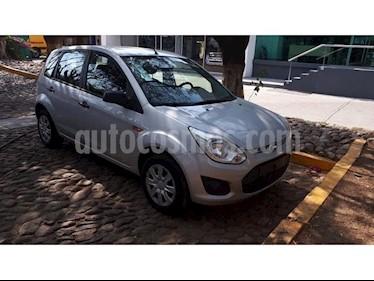 Foto venta Auto usado Ford Fiesta Ikon Hatch Ambiente (2015) color Plata precio $125,000