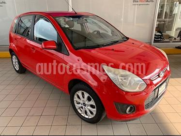 Foto Ford Fiesta Ikon Hatch First 1.6L Ac usado (2013) color Rojo precio $99,900