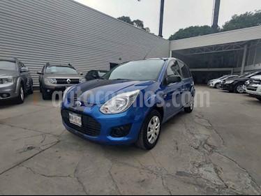 Ford Fiesta Ikon Hatch First 1.6L Ac usado (2013) color Azul precio $89,000