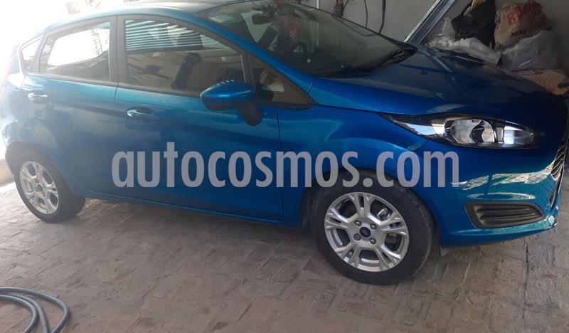 foto Ford Fiesta Kinetic Sedán SE Plus  usado (2017) color Azul precio $910.000