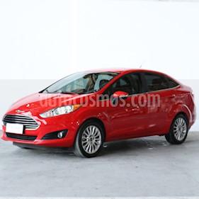 Foto Ford Fiesta Kinetic Sedan Titanium Aut usado (2015) color Rojo precio $570.000