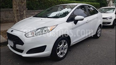 Foto venta Auto usado Ford Fiesta Kinetic Sedan S Plus (2014) color Blanco precio $310.000