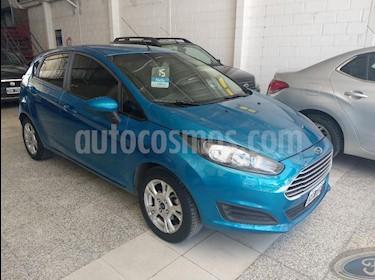 Foto venta Auto usado Ford Fiesta Kinetic Sedan S Plus (2015) color Azul precio $340.000