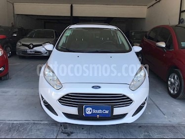 Foto venta Auto usado Ford Fiesta Kinetic Sedan SE Plus  (2013) color Blanco precio $367.000