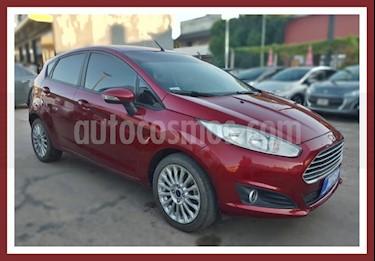 Foto venta Auto usado Ford Fiesta Kinetic Sedan SE Plus  (2015) precio $412.000