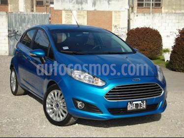 Foto venta Auto usado Ford Fiesta Kinetic Sedan SE Plus  (2014) color Azul Celeste precio $190.000