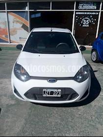Foto venta Auto usado Ford Fiesta Kinetic Sedan SE Plus  (2011) color Blanco precio $185.000