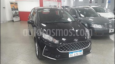 Foto venta Auto usado Ford Fiesta Kinetic Sedan SE Plus  (2018) color Negro precio $530.000