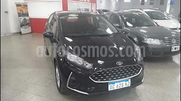 Foto venta Auto usado Ford Fiesta Kinetic Sedan SE Plus  (2018) color Negro precio $530.000