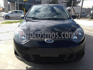Ford Fiesta Kinetic Sedan SE Plus  usado (2013) color Negro precio $310.000