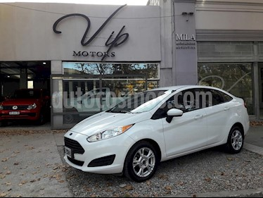 Foto venta Auto usado Ford Fiesta Kinetic Sedan SE Plus  (2014) color Blanco precio $350.000