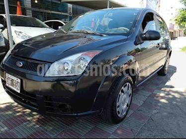 Foto venta Auto usado Ford Fiesta Kinetic Sedan SE Plus  (2008) color Azul precio $155.000