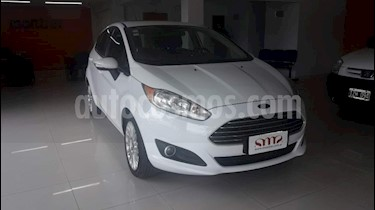 Foto venta Auto usado Ford Fiesta Kinetic Sedan SE Plus  (2014) color Blanco precio $410.000