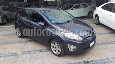 Foto venta Auto usado Ford Fiesta Kinetic Sedan Titanium Aut (2013) color Gris Oscuro precio $180.000