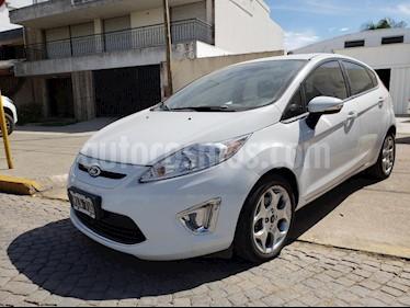 Foto venta Auto usado Ford Fiesta Kinetic Sedan Titanium Aut (2012) color Blanco precio $260.000