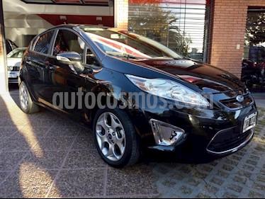 Foto venta Auto usado Ford Fiesta Kinetic Sedan Titanium Aut (2013) color Negro precio $111.111