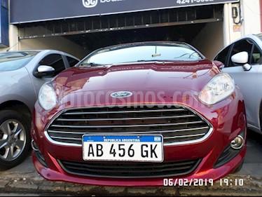 Foto venta Auto usado Ford Fiesta Kinetic Sedan Titanium (2017) precio $555.000