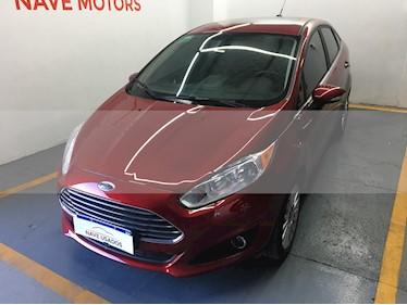 Foto venta Auto usado Ford Fiesta Kinetic Sedan Titanium (2017) color Rojo Sport precio $575.000