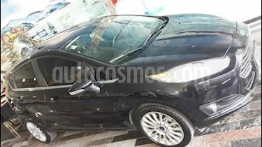 Foto venta Auto usado Ford Fiesta Kinetic Sedan Titanium (2014) color Negro precio $420.000