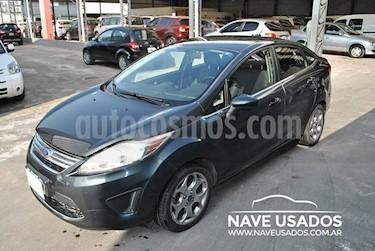 Foto venta Auto usado Ford Fiesta Kinetic Sedan Trend (2011) color Gris precio $269.000