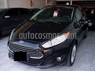 Foto venta Auto Usado Ford Fiesta Kinetic - (2014) color Negro precio $359.900