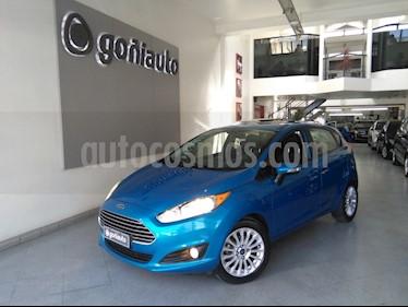 Foto venta Auto usado Ford Fiesta Kinetic - (2014) color Azul precio $435.000