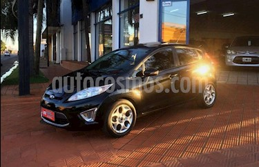 Foto venta Auto usado Ford Fiesta Kinetic - (2011) color Negro precio $268.000
