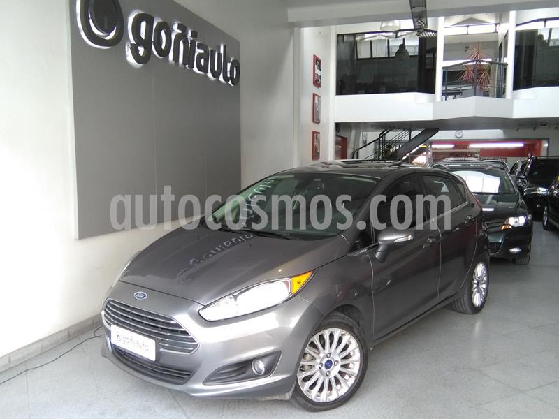 Ford Fiesta Kinetic 5P 1.6 Titanium Powershift (120cv) usado (2014) precio $1.050.000