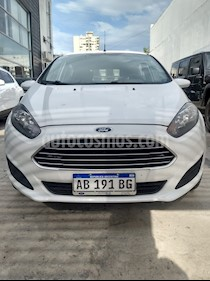 Foto Ford Fiesta Kinetic S usado (2017) color Blanco Oxford precio $495.000