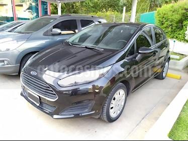 Ford Fiesta Kinetic S usado (2014) color Negro precio $480.000