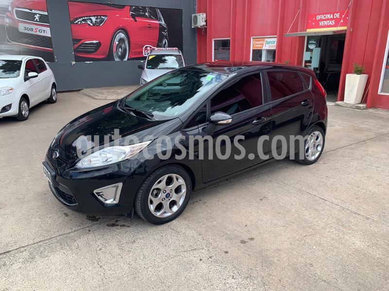 Ford Fiesta Kinetic Titanium usado (2013) color Negro precio $915.000
