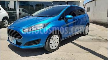 Foto Ford Fiesta Kinetic S usado (2014) color Azul precio $429.000