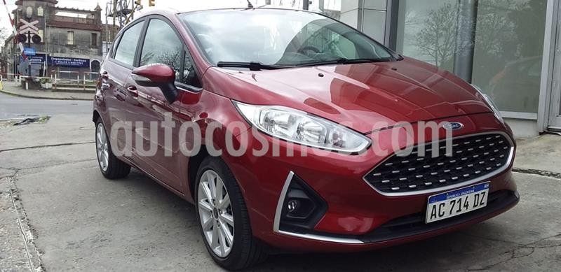 Ford Fiesta Kinetic SE Plus Powershift usado (2018) color A eleccion precio $940.000