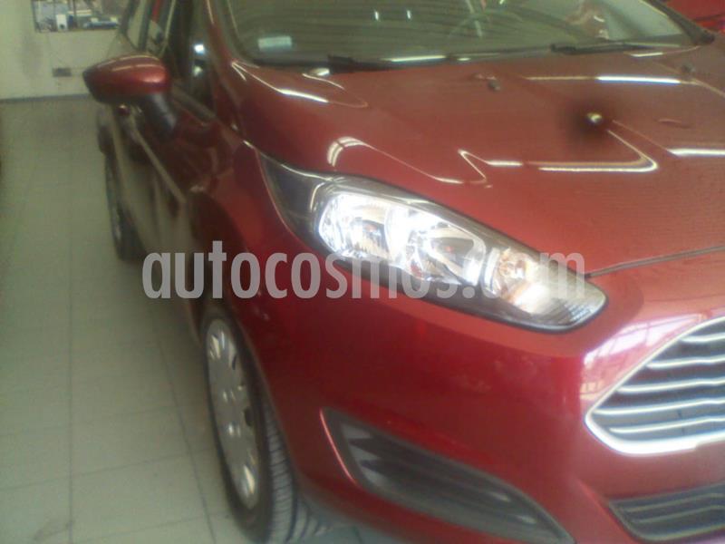 Ford Fiesta Kinetic S usado (2017) precio $815.000