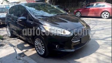Ford Fiesta Kinetic SE Plus  usado (2014) color Negro Perla precio $478.000
