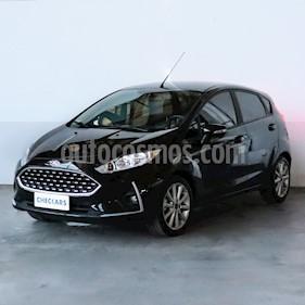 foto Ford Fiesta Kinetic SE Plus Powershift usado (2018) color Negro precio $902.000