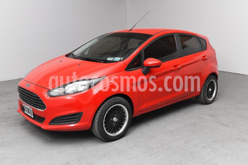 Ford Fiesta Kinetic S usado (2014) color Rojo precio $650.000