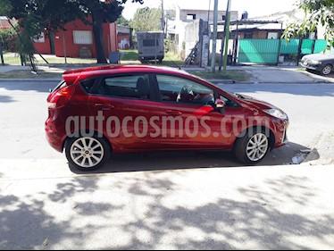 Ford Fiesta Kinetic SE usado (2019) color Rojo Sport precio $650.000