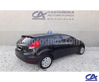 Ford Fiesta Kinetic S usado (2014) color Negro precio $498.000