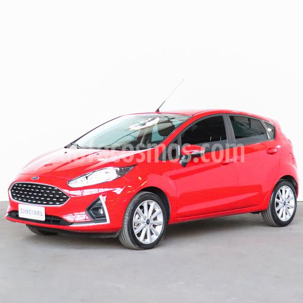 Ford Fiesta Kinetic SE Powershift usado (2020) color Rojo Sport precio $1.763.000