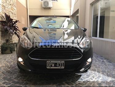 Ford Fiesta Kinetic S usado (2015) color Negro precio $540.000