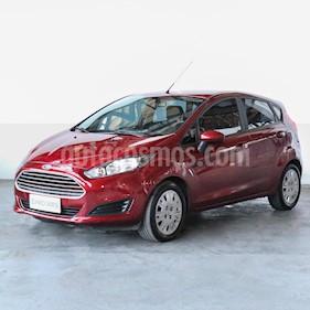 Ford Fiesta Kinetic S usado (2017) color Rojo precio $590.000