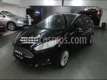foto Ford Fiesta Kinetic SE Plus Powershift usado (2015) color Negro precio $599.000