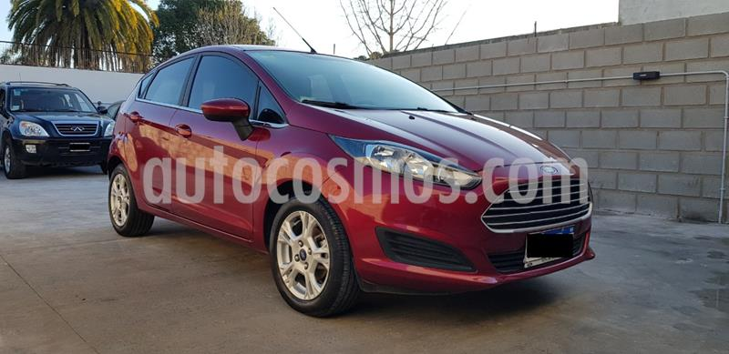 Ford Fiesta Kinetic S Plus usado (2016) color Blanco Oxford precio $790.000