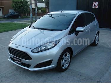 Foto venta Auto usado Ford Fiesta Kinetic S Plus (2014) color Plata Estelar precio $340.000