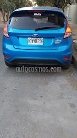 Foto venta Auto usado Ford Fiesta Kinetic S Plus (2015) color Azul Mediterraneo precio $380.000