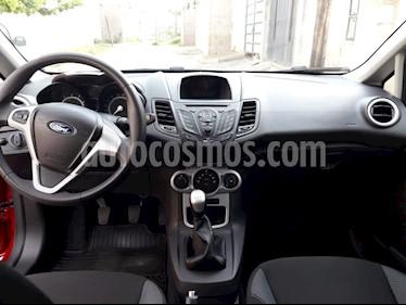 Foto venta Auto Usado Ford Fiesta Kinetic S Plus (2018) color Rojo precio $420.000