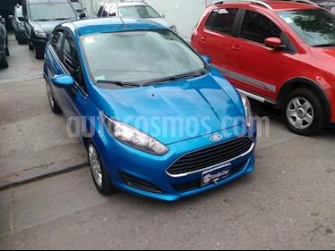 Foto venta Auto usado Ford Fiesta Kinetic S (2014) color Azul precio $332.000
